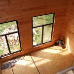Строительство дома из Двойного Бруса ст. Минино